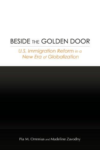 9780844743189: Beside the Golden Door: U.S. Immigration Reform in a New Era of Globalization