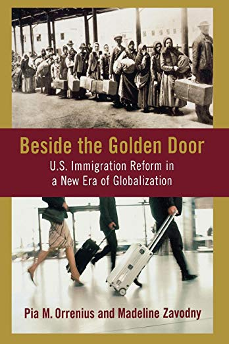 9780844743325: Beside the Golden Door: U.S. Immigration Reform in a New Era of Globalization