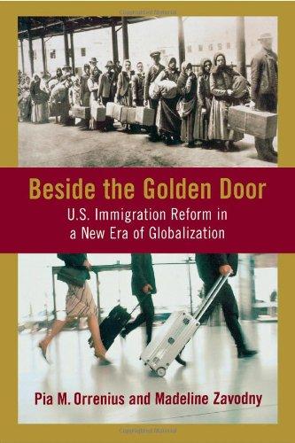 9780844743516: Beside the Golden Door: U.s. Immigration Reform in a New Era of Globalization