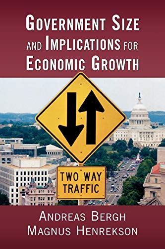 9780844743530: Government Size and Implications for Economic Growth