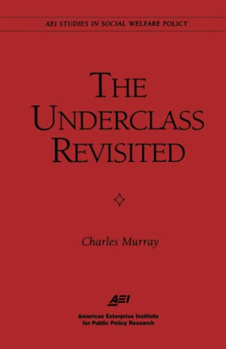 9780844771311: The Underclass Revisited (Aei Studies in Social Welfare Policy)
