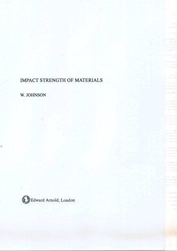 9780844800103: Impact Strength of Materials