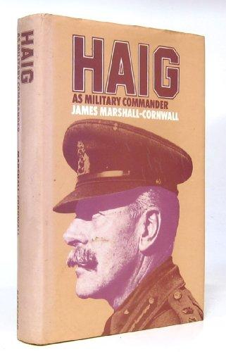 9780844802008: Haig as military commander
