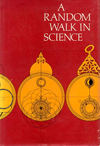 9780844803623: A random walk in science; an anthology