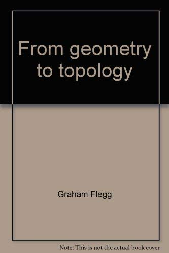 9780844803647: From geometry to topology