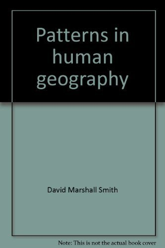 9780844807645: Patterns in human geography