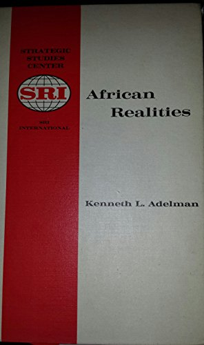 African Realities: Adelman, Kenneth L.