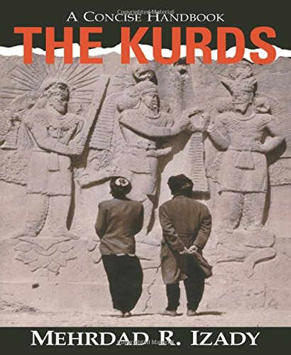 9780844817293: The Kurds: A Concise History And Fact Book