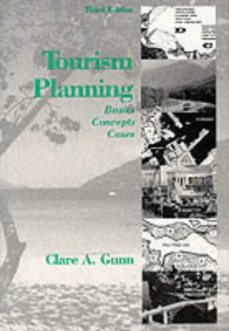 9780844817439: Tourism Planning: Basics, Concepts, Cases