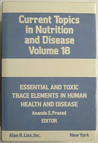 Essential and toxic trace elements in human: International Society for