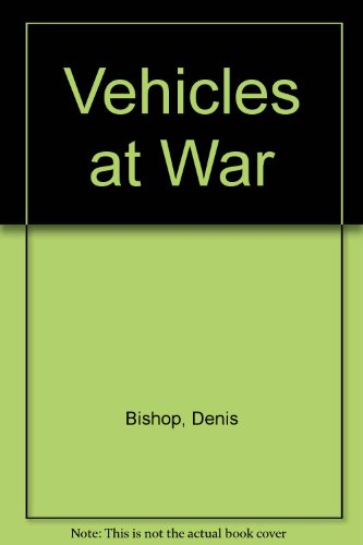 9780845316993: Vehicles at War
