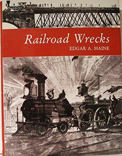 9780845348444: Railroad Wrecks