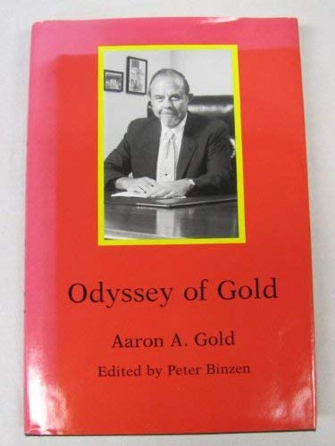 9780845348536: Odyssey of Gold