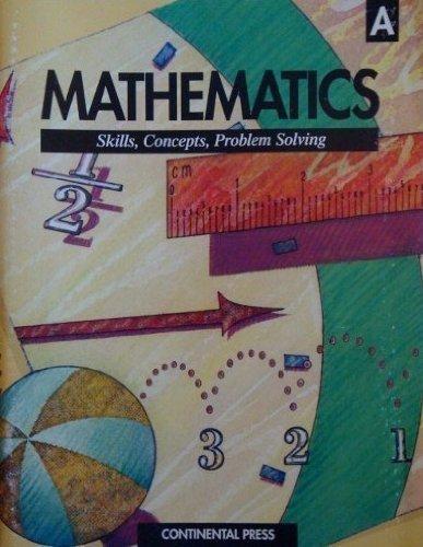 Mathematics Level D (Skills, Concepts. Problem Solving): Filano, Albert E.
