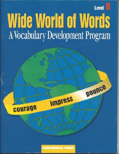 Wide World of Words Level B with: John F. Onofrey