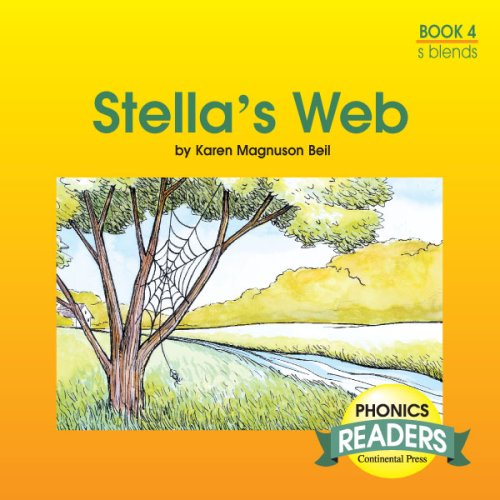 9780845405819: Phonics Books: Phonics Reader: Stella's Web