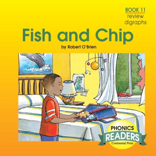 9780845405888: Phonics Books: Phonics Reader: Fish and Chip