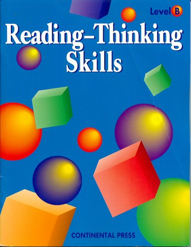 9780845410592: Reading-Thinking Skills (Level B)