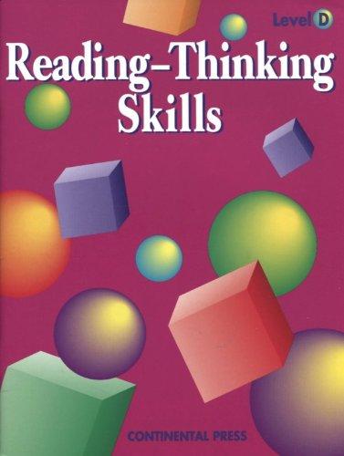 9780845410615: Reading - Thinking Skills (Level D)