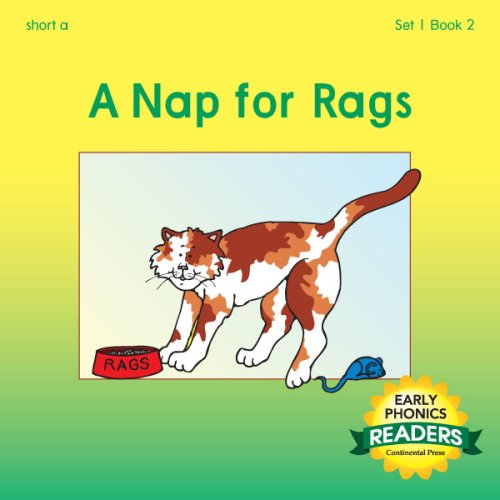 A Nap for Rags : Short A: Continental Press Staff