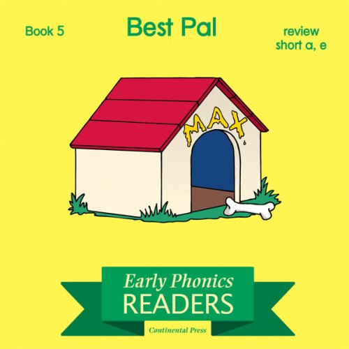 9780845413340: Phonics Books: Early Phonics Reader: Best Pal