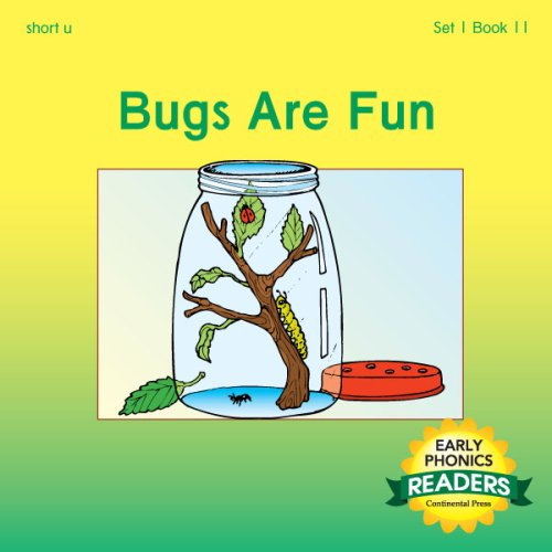 9780845413401: Phonics Books: Early Phonics Reader: Bugs Are Fun
