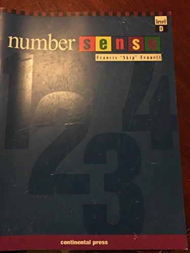 Number Sense Level D: Francis Skip Fennell