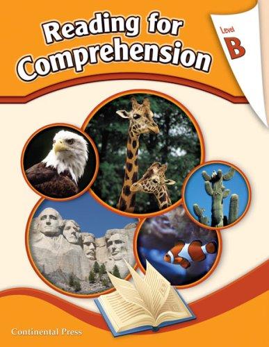 9780845416815: Reading Comprehension Workbook: Reading for Comprehension, Level B - 2nd Grade