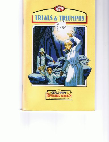 9780845422908: Trials & triumphs (Chall-Popp reading books: a comprehension program)