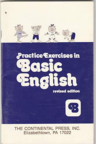 9780845423127: Practice exercises in basic english