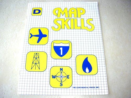 Map Skills (LEVEL F): Lidder, Nancy M.
