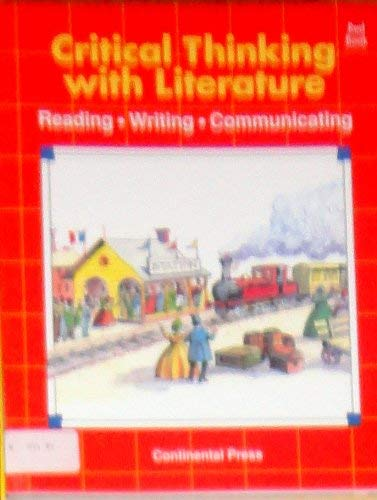 9780845424537: Critical Thinking with Literature: Reading, Writing, Communicating (Red Book)