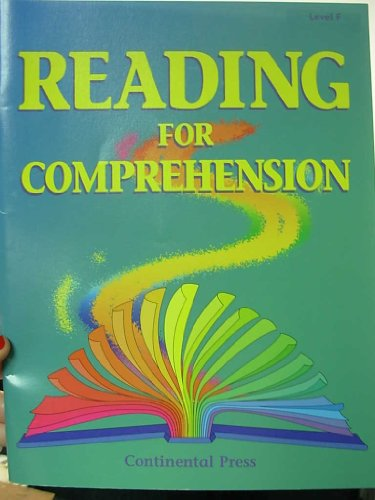 9780845427033: Reading for comprehension