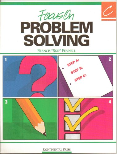 Focus on Problem Solving Book C: Francis