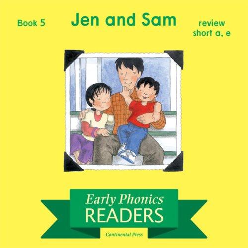 9780845434352: Phonics Books: Early Phonics Reader: Jen and Sam