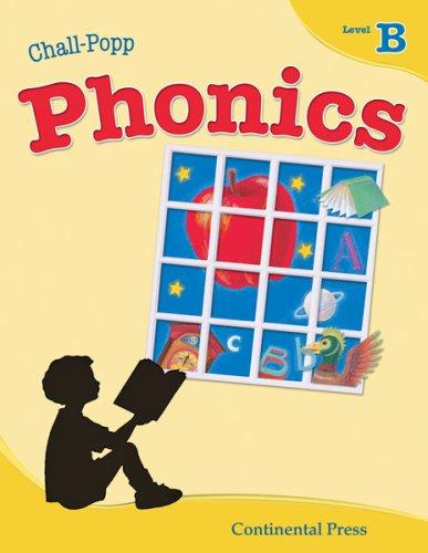 9780845434802: Phonics Books: Chall-Popp Phonics: Student Edition, Level B - 1st Grade