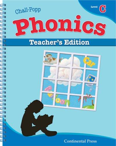 9780845434857: Phonics Books: Chall-Popp Phonics: Annotated Teacher's Edition, Level C - 2nd Grade