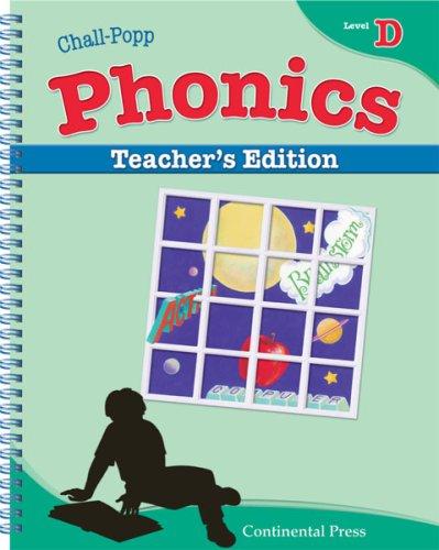 9780845434864: Phonics Books: Chall-Popp Phonics: Annotated Teacher's Edition, Level D - 3rd Grade