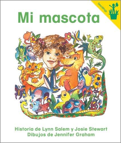 9780845435625: Early Readers: Mi mascota (Spanish Edition)