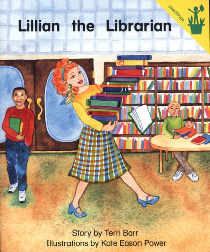 9780845436165: Early Readers: Lillian the Librarian
