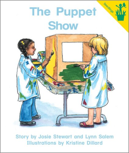 9780845436325: Early Reader: The Puppet Show