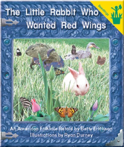 9780845436622: Early Reader - The Little Rabbit Who Wanted Red Wings