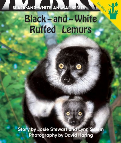 9780845436745: Early Reader: Black-and-White Ruffed Lemurs