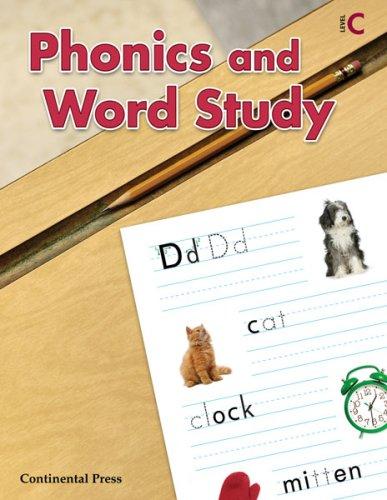 9780845438510: Phonics Books: Phonics and Word Study, Level C - 3rd Grade