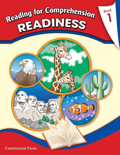 9780845438558: Reading for Comprehension Readiness, Book 1