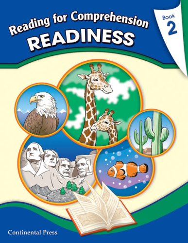 9780845438565: Reading for Comprehension Readiness, Book 2