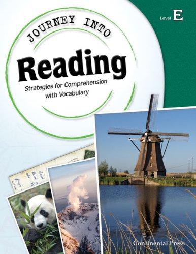 9780845439111: Reading Comprehension: Journey into Reading, Level E - 5th Grade
