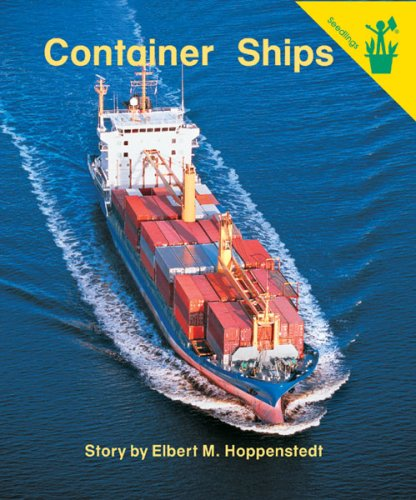 9780845442708: Early Reader: Container Ships (Lap Book)
