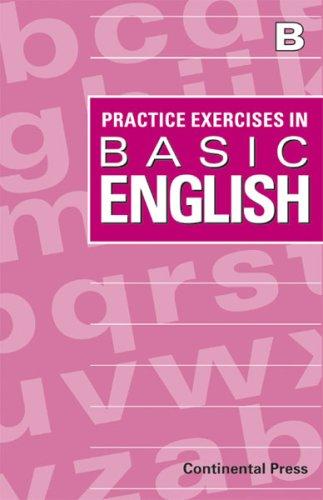 9780845442876: English Workbook: Practice Exercises in Basic English, Level B - 2nd Grade