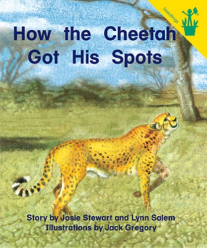 9780845443866: Early Reader: How the Cheetah Got His Spots